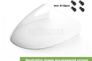 SET - Polokapotáž Aermacchi 250-350-402cc, BMW, Linto, Suzuki atd.