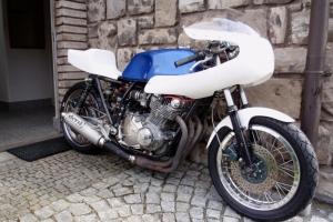 SET - Polokapotáž GFK  Aermacchi 250-350-402cc - na moto Suzuki GS1000