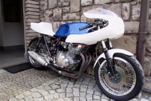 SET - Polokapotáž GFK  Aermacchi 250-350-402cc - na moto Suzuki GS 1000