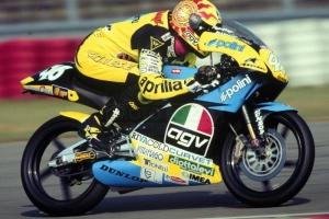 Aprilia RS 125R GP 1996-1998 Rossi /