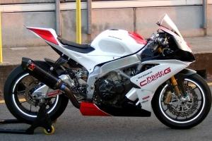 Aprilia RSV4/R 2009-2016 , Díly motoforza na moto