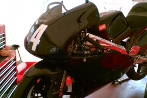 Aprilia RS 125R GP, 2001-02  Parts motoforza on bike