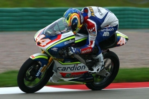 Aprilia RSW 125 GP 2006-  díly motoforza - moto gp Karel Abrahám
