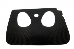 Airbox cover carbon