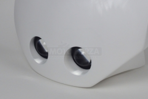 Vrchní díl cestovní - maska s projektory BEZ plexi - SET