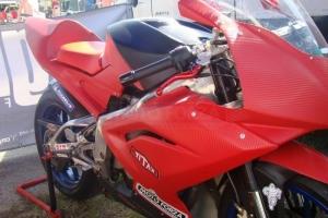 Díly na motocyklu Aprilia rs 125 06-10 SP - s carbon folíí