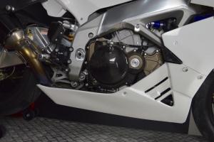 Aprilia RSV 4 2015- Díly Motoforza na motocyklu - prodloužená verze spojky