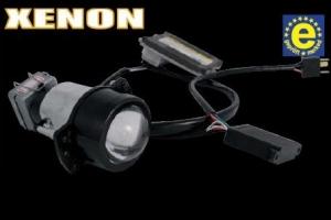 Světlomet 50mm - Kombi Xenon