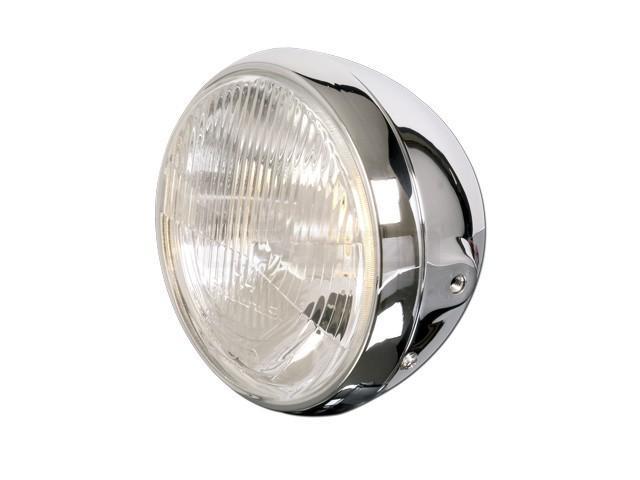 Headlamp - british style 7inch