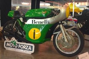 Benelli 500 Kapotáž GFK - replica Pasolini