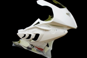 BMW S1000RR 2009-2010 2011,  preview front fairing, GRP