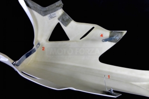 Mounting kit - include the price - preview position on part