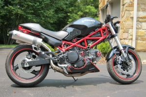 Ducari monster 695