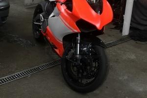Ducati 899 díly Motoforza na moto