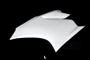 Ducati 899 1199  Side part Left OEM - upper part, GRP