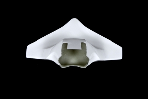 Airduct GRP for original front bracket
