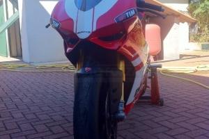 Ducati 1199 díly Motoforza na moto