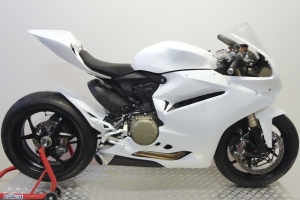 preview parts Motoforza on bike Ducati 1299 Panigale