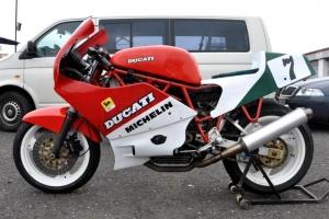 Ducati F1 750cc 1985-1988  díly Motoforza na moto Ducati 900SS 89