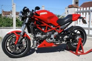 Ducati SR4 2000