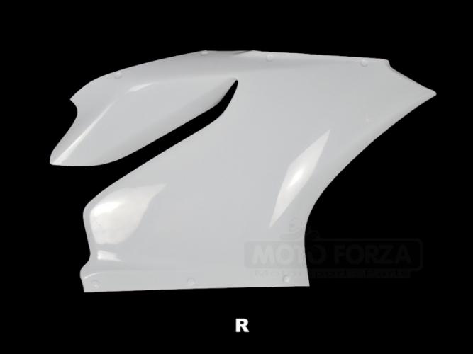Ducati 899 1199  Side part Right OEM - upper part, GRP