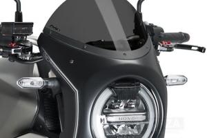 UNI Upper Fairing RETRO SEMI HALF FAIRING - SET - Honda CB 1000R 2018-2019