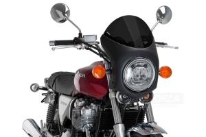 UNI Polokapotáž CAFE RACER RETRO - SET - Honda CB 1100 2013-2019 - plexi tmavý kouř