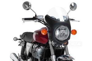 UNI Polokapotáž CAFE RACER RETRO - SET - Honda CB 1100 2013-2019 - čiré plexi