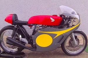 Honda CB 400 Four  1974 boring 466cc parts motoforza