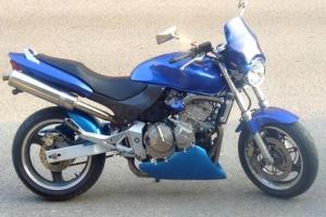 Hornet 600F díly motoforza na moto