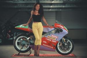 Vrchní díl racing vč.sání