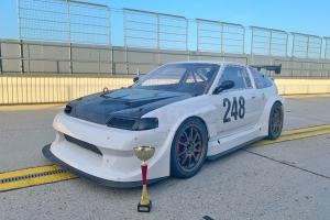 Honda CRX Sforza Racing Team - Aero Body KIT GT STYLE - Motoforza díly