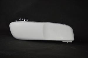 Tank , GRP  Honda 250 350 500 , Honda CB, Honda 500 Hailwood - preview with monza cap