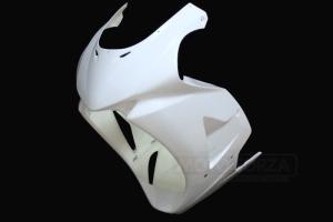 Honda NSF 100 2005-2018 Front fairing Racing - incl. DZUS Quick fasteners SET, GRP-fibreglas
