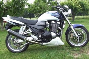 UNI Bellypan na moto Suzuki GSX 1400