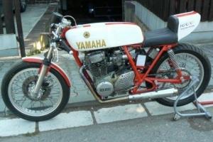 parts Motoforza - Seat, Tank UNI / HONDA on Yamaha XS400 DOHC