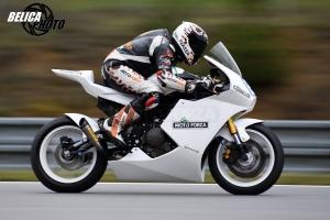 Ukázka - Kompletní sada  SUPERTWIN , GFK Kawasaki ER6  Michal Indi Dokoupil Motopoint Team