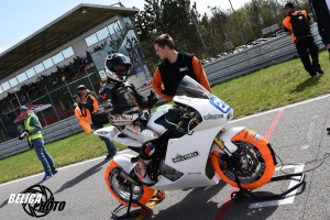 Preview Complete set SUPERTWIN , GFK Kawasaki ER6  Michal Indi Dokoupil Motopoint Team
