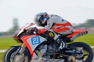 Seat closed - ER6 Supertwin Honda CBR 1000 08-10 HRC