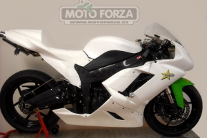Kawasaki ZX-6R Ninja 2007-2008  díly Motoforza