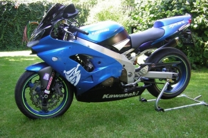 díly motoforza na Kawasaki ZX9R Ninja 2003