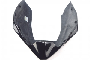 Klín pod motor Kawasaki Z750 Z1000 GFK probarvený černý