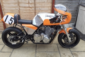Laverda motodd special 1979 díly Motoforza na moto