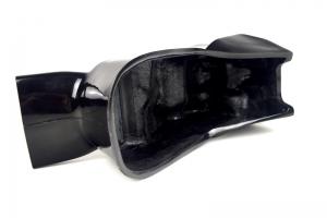 Airbox GFK racing black - moto FRG 125 2005-