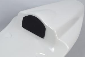 Foam seat pad TYPE C -  on seat closed racing Honda CBR 600RR 2003-2006