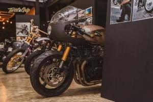 UNI Polokapotáž styl - Ducati, Moto Guzzi, BMW uzw. - na moto Honda CBX 750