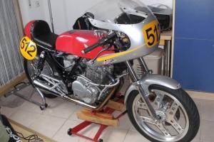 UNIVERSAL Přední blatník 250-750cc verze 2
