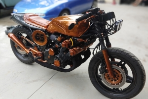 Honda CBX 1000 cafe racer