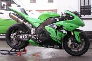 Kapotáže na motocyklu Kawasaki ZX10R 06-07