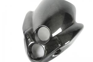 UNI maska - štítek Streetfighter verze 2, CARBON